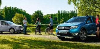 Kredyt OPEN na auta marki Dacia